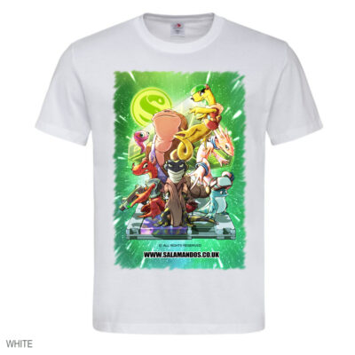 ORIGINAL CONCEPT T-Shirt (Limited Supply -WHITE / LARGE)